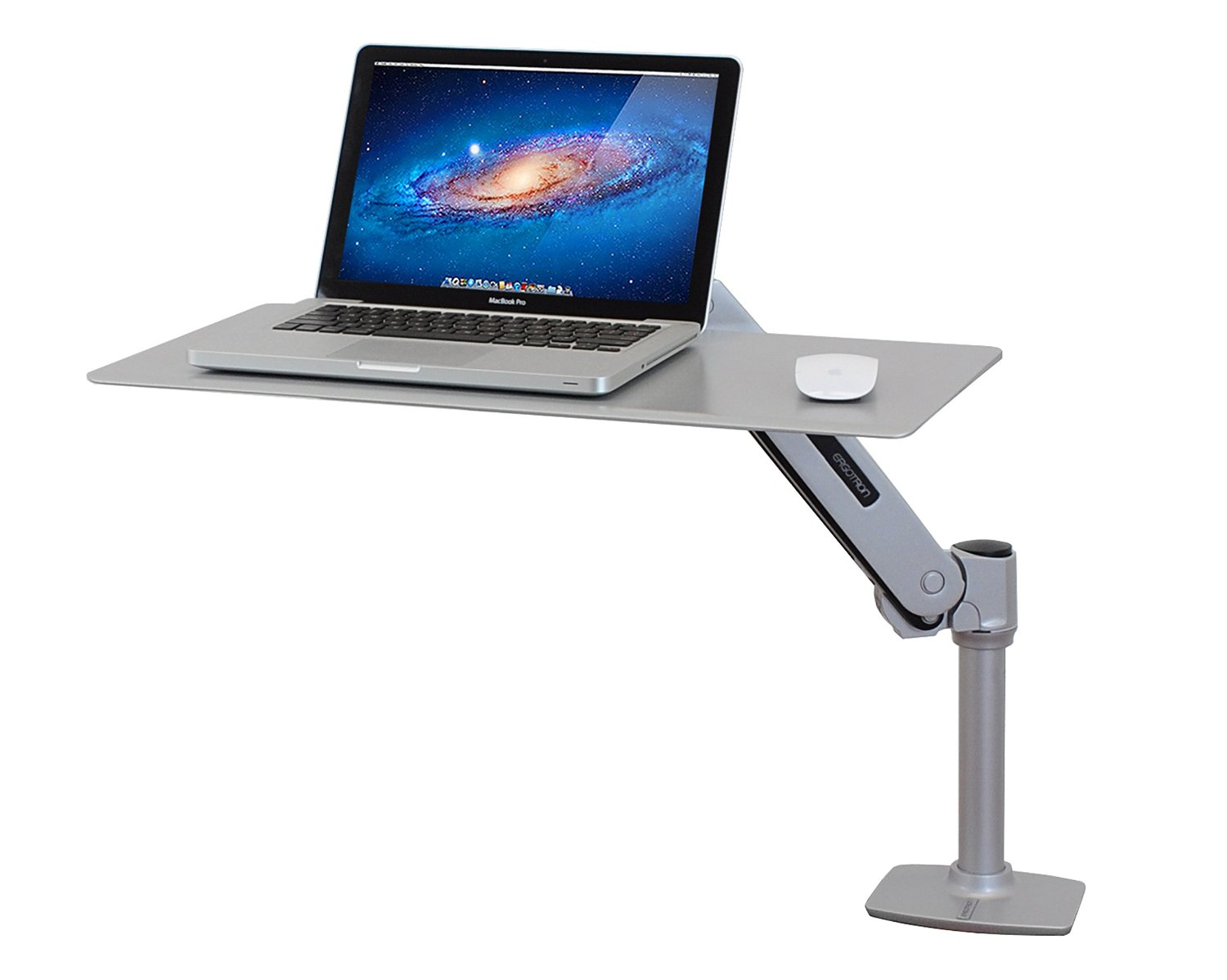 Standing Desk For Laptop Double Workstation Desk