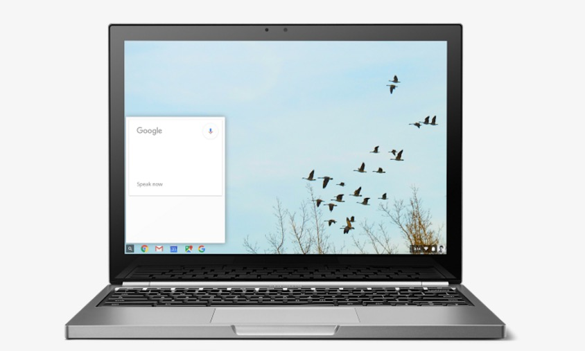 The premium Google Chromebook Pixel
