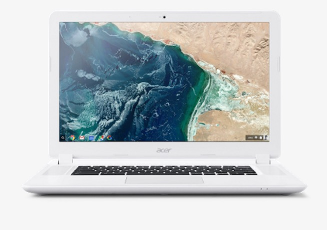 ASUS Chromebook 15, one of the few 15-inch Chromebooks available