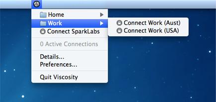 Mac VPN client