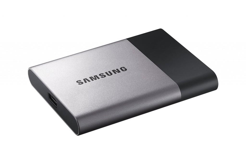 Samsung Portable SSD T3 USB-C