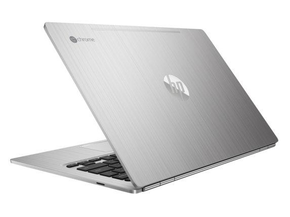 HP Chromebook 13 G1 back