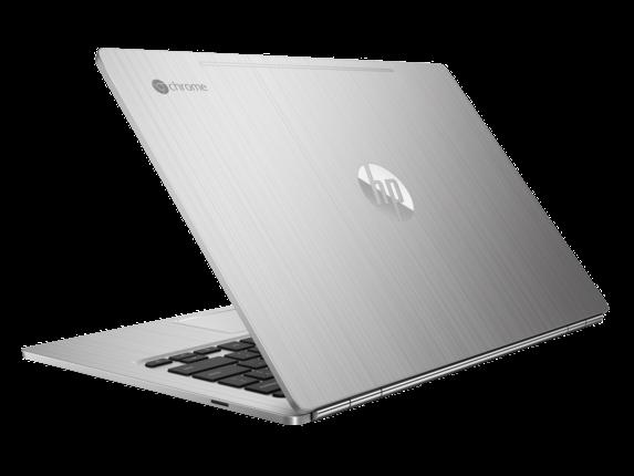 HP Chromebook 13 G1 back