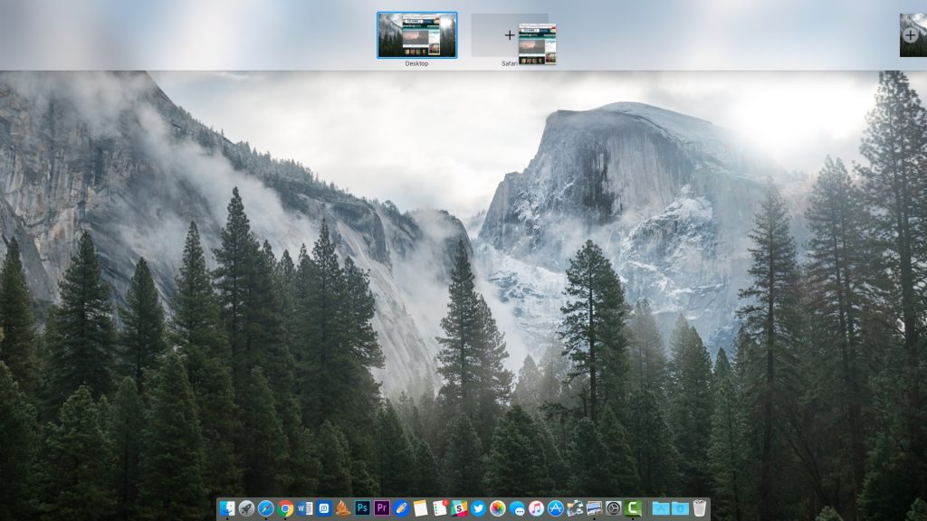 OS X El Capitan Desktop Organizer