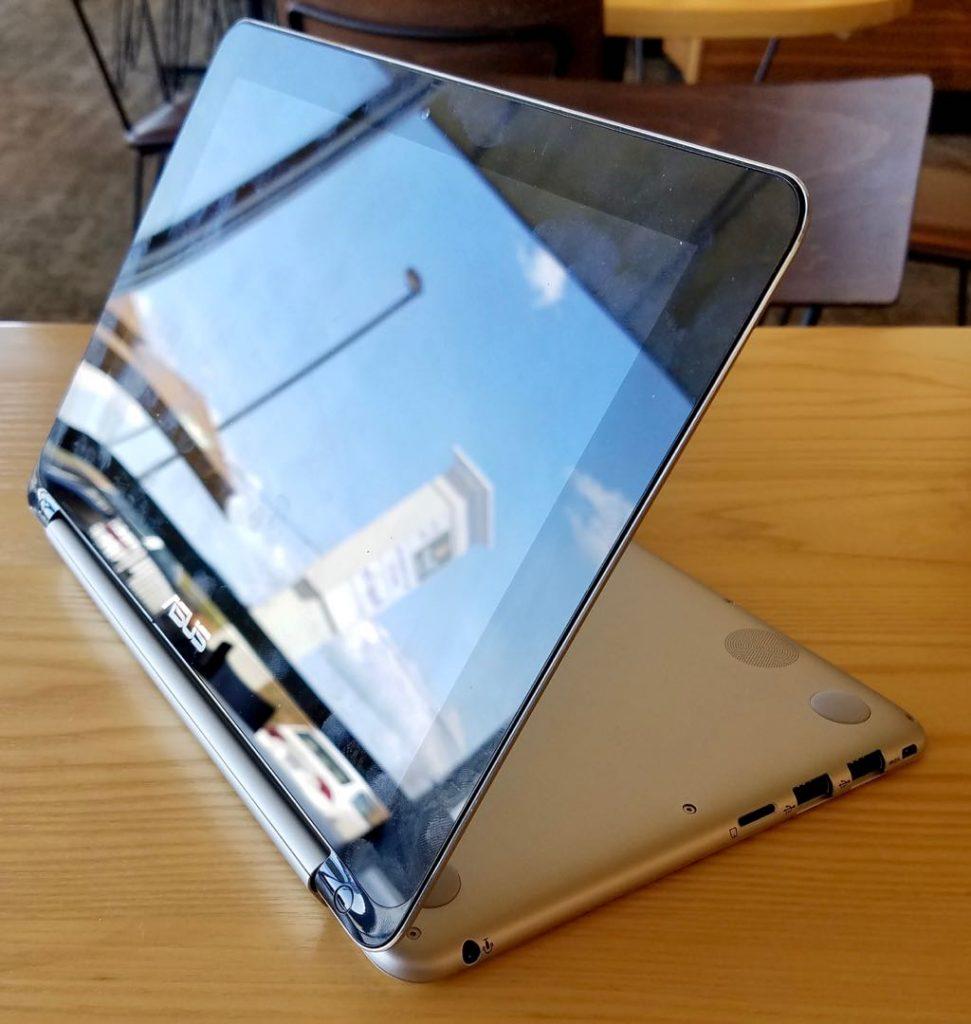 ASUS Chromebook Flip - 11
