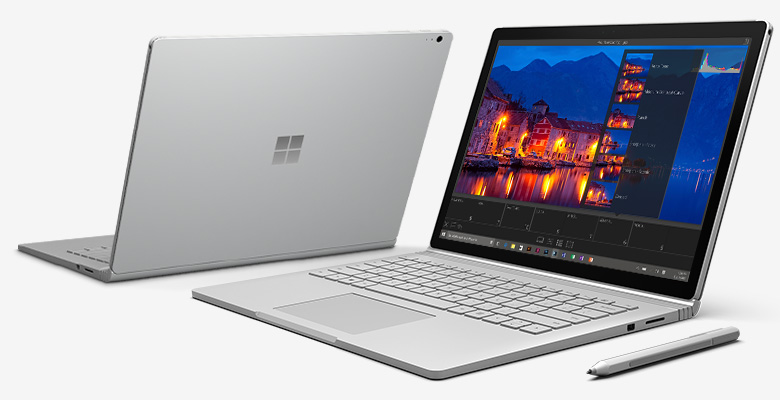 microsoft surface book for back to school notebooks