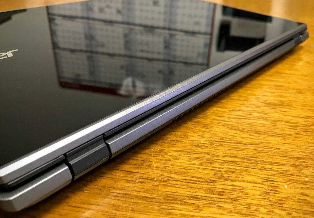 acer chromebook 14 for work back edge
