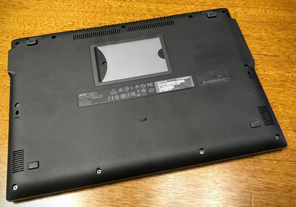 acer chromebook 14 for work bottom