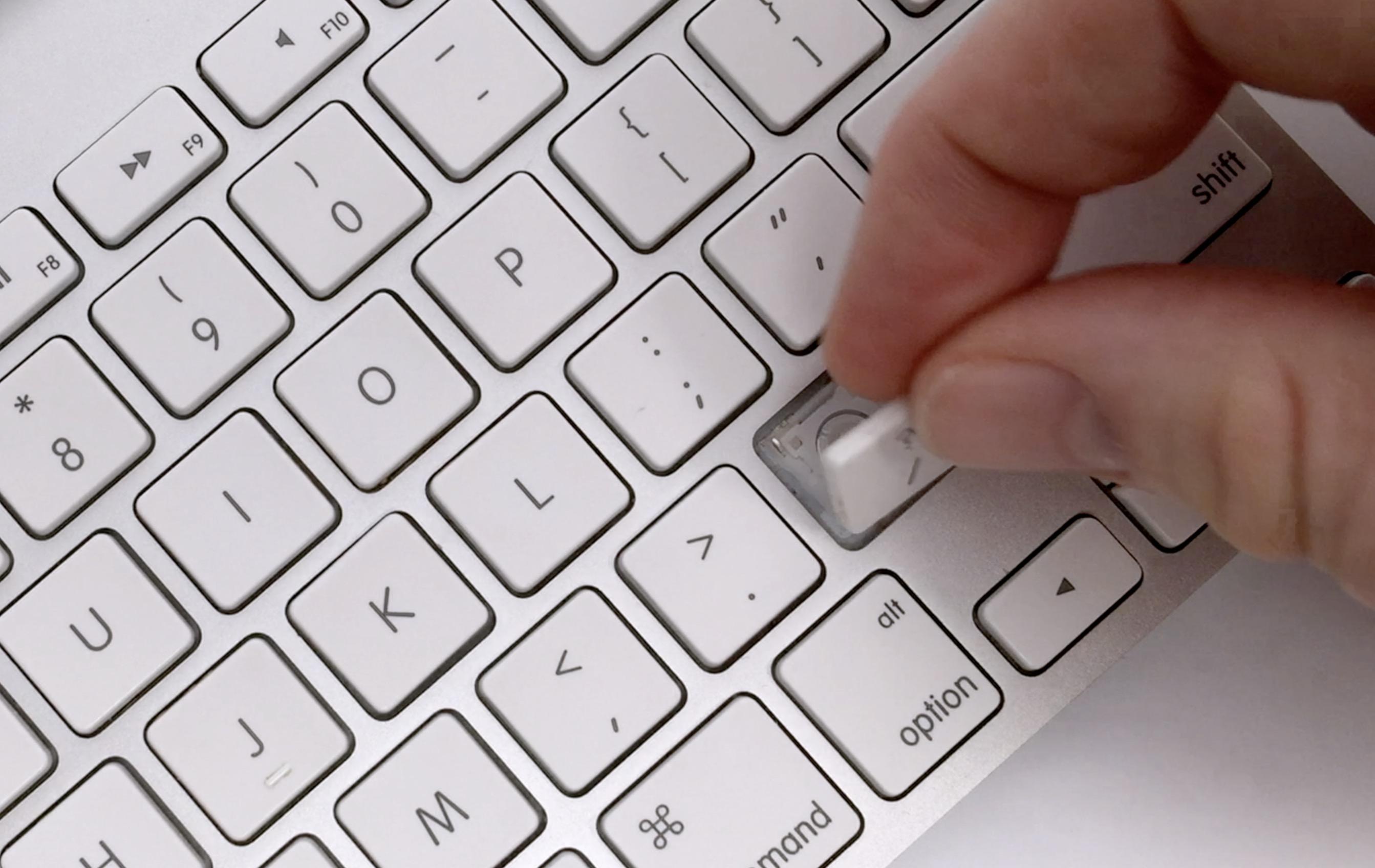 How To Fix Mac Keyboard Keys That Have Fallen Off
