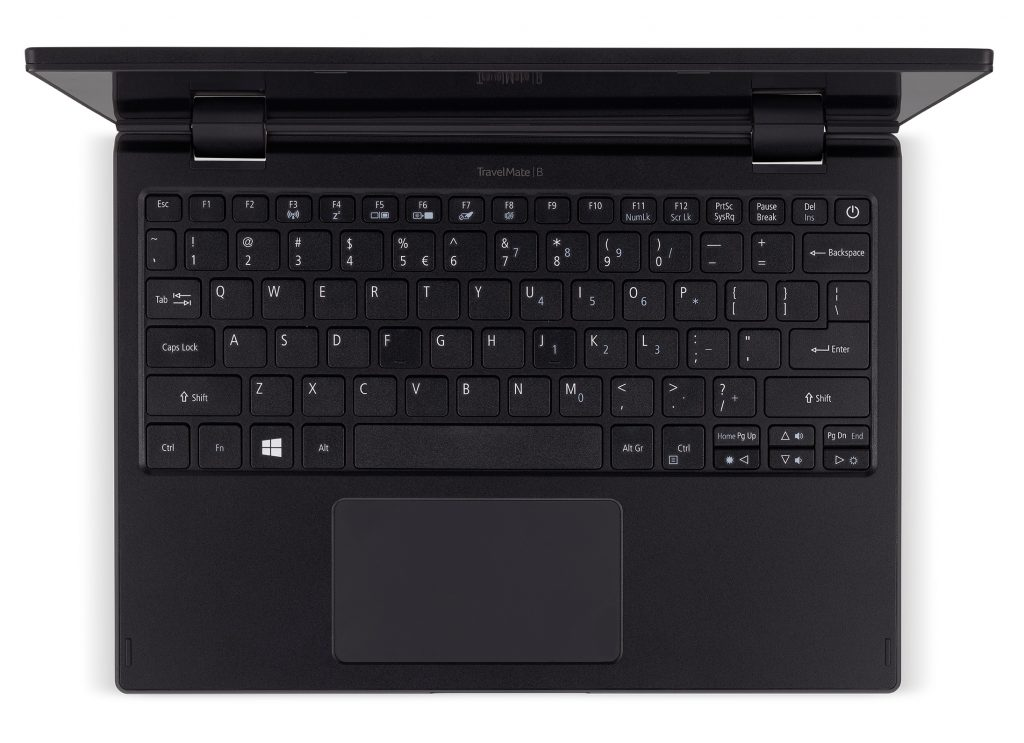 Acer TravelMate Spin b1 keyboard