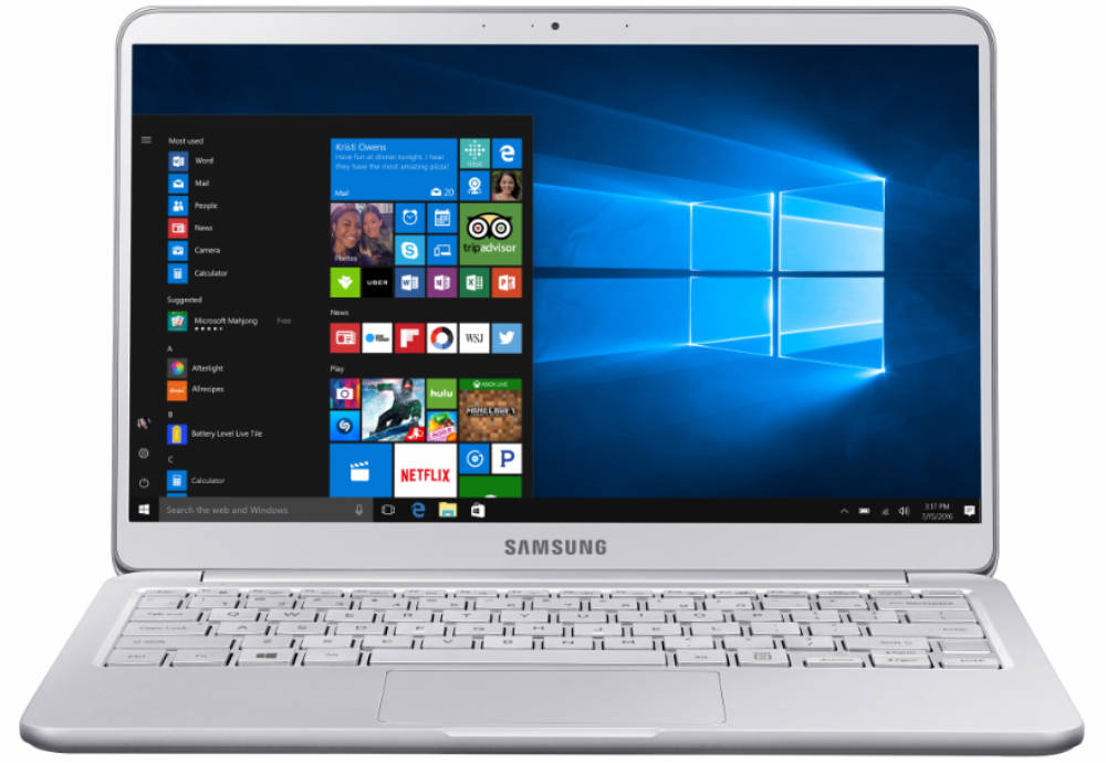 samsung notebook 9 15-inch