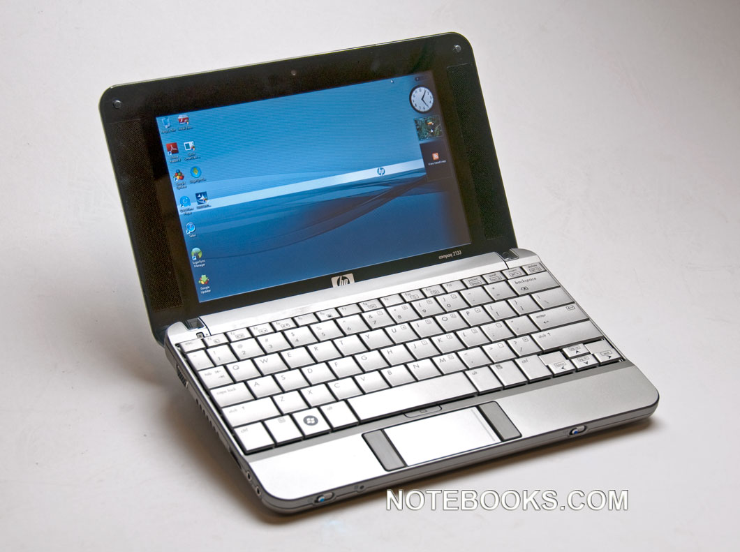 New Ultra Portable Notebook: HP UMPC 2133